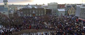 Foto: Islandia devuelve el poder a los partidos que arruinaron su economía
