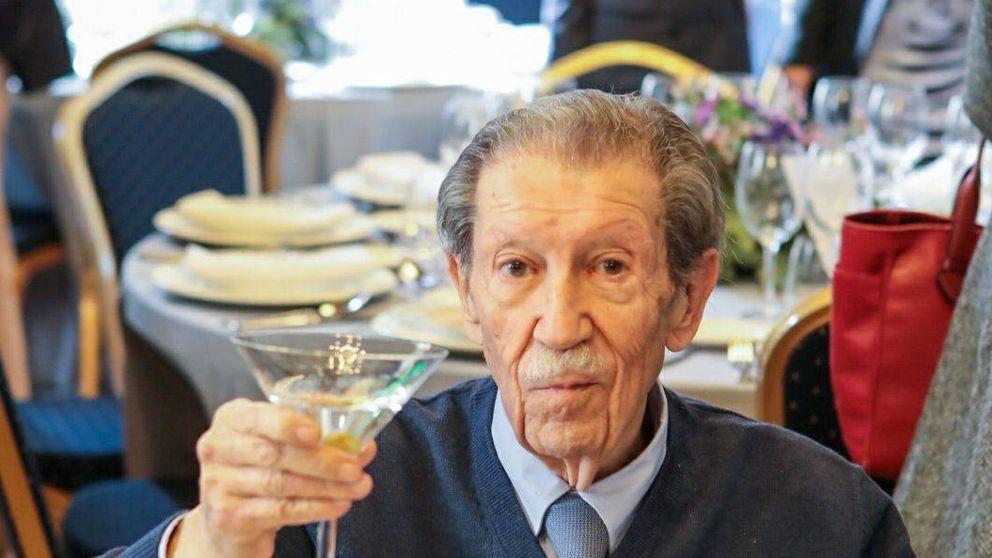 Manuel Alcántara: el sabio del periodismo tiene 90 años… y mucho que contar