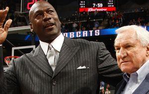 Jordan llora la muerte de Smith, el hombre que le convirtió en leyenda