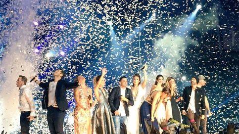 'OT. El concierto': Chenoa, David Bisbal o Natalia dan las gracias en las redes