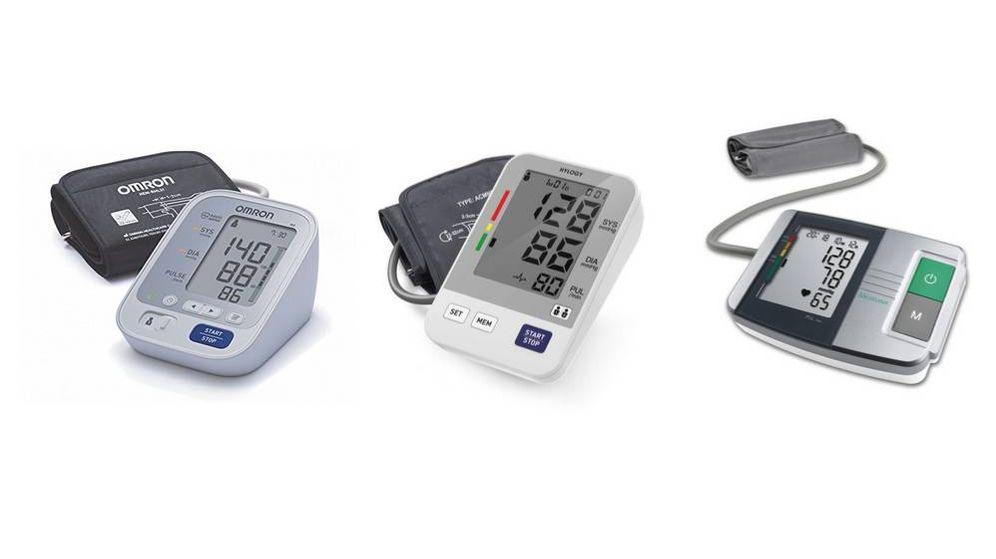 Foto: Los mejores tensiómetros para medir la tensión de la sangre