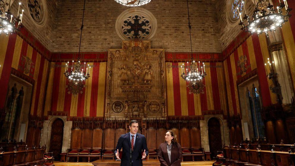 Guiño de Sánchez a Barcelona: recupera un convenio de capitalidad cultural de Zapatero