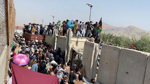 Los talibanes prohíben a los afganos ir al aeropuerto de Kabul