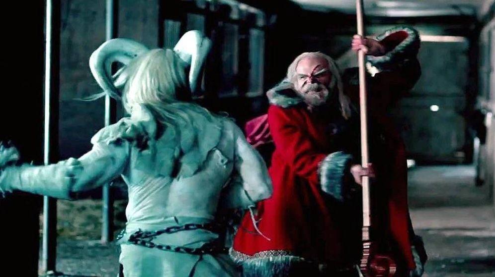 Foto: 'Santa contra Krampus: una historia de terror navideña' (2015)