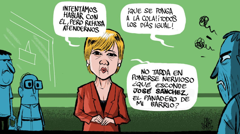 Las 'burras' de Gloria Serra
