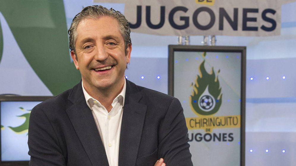 Foto: Josep Pedrerol, presentador y director de 'El chiringuito'
