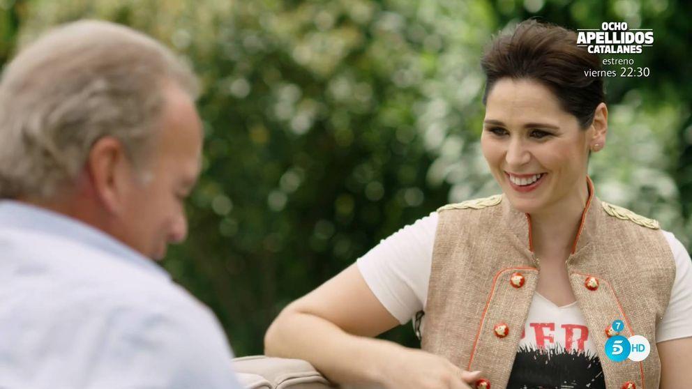 Rosa confiesa a Bertín Osborne que TVE le ha propuesto volver a Eurovisión