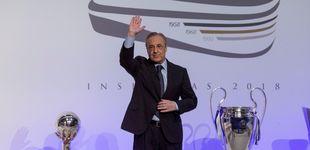 Post de El 'creditazo' que la Caixa espera dar al Real Madrid de su amigo Florentino