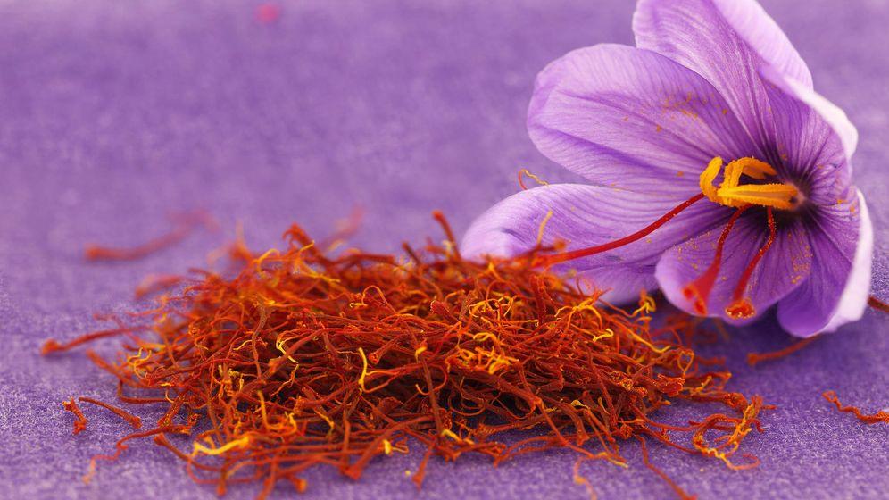 Foto: La flor y los estigmas. (iStock)