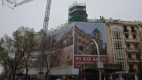 Boom de lujo en Chamberí, más de 15 proyectos y 400 pisos ¿quién está detrás?