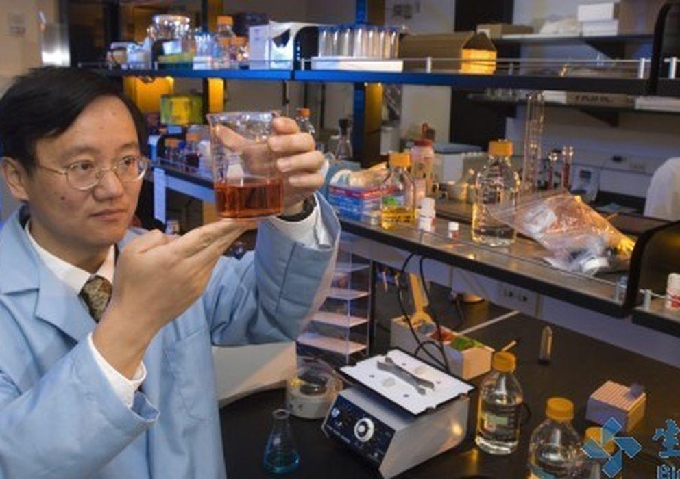 Foto: Percival Zhang, del centro tecnológico Virginia Tech, es uno de los impulsores de la tecnología