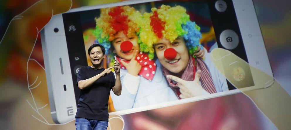 Foto: El CEO de Xiaomi, Lei Jun (Fotografía: Reuters).