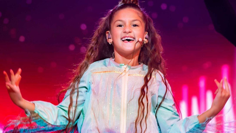 España se lleva el bronce, otra vez, en 'Eurovisión Junior 2020', con 'Palante': Soleá, tercera