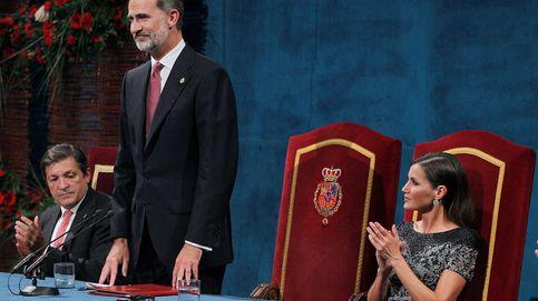 38ª edición premios Princesa de Asturias: hasta aquí llegó el agua