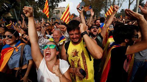 El 155 no empaña la fiesta indepe: Esto no lo para Rajoy