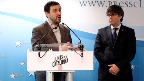 La Junta Electoral impide que Toni Comín participe en el debate de TV3 desde Bélgica