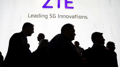 La china ZTE, victima de Trump: suspendida tras la prohibición de venderle componentes