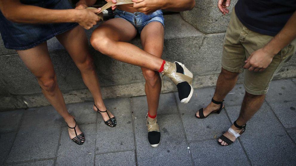 Una pelea multitudinaria en las fiestas del Orgullo Gay acaba con 11  detenidos