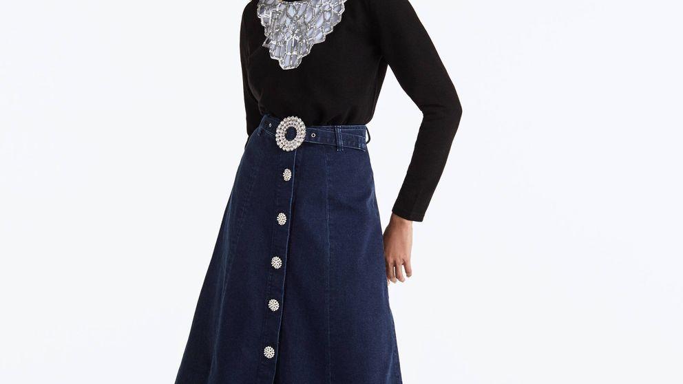 No podemos creer lo elegantes y sofisticados que son estos jerséis de Uterqüe