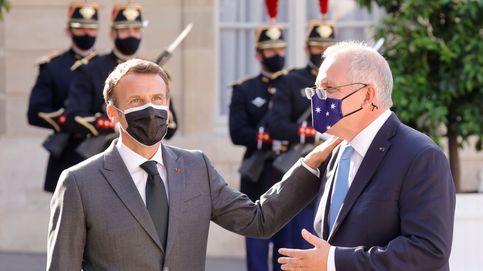 Morrison descarta hablar con Macron sobre la crisis de submarinos: No es el momento