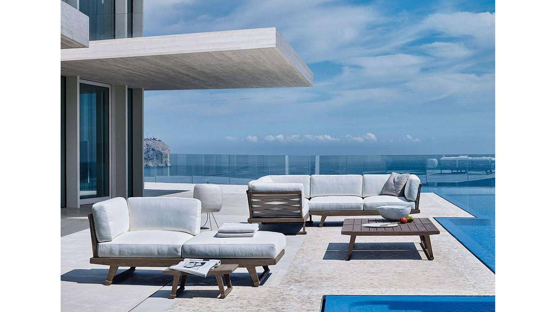 Dise O Muebles De Exterior Para El Mejor Verano Fotogaler As De  # Muebles Exterior