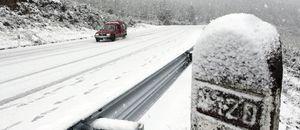 Las bajas temperaturas, el viento y la nieve ponen en alerta a 25 provincias