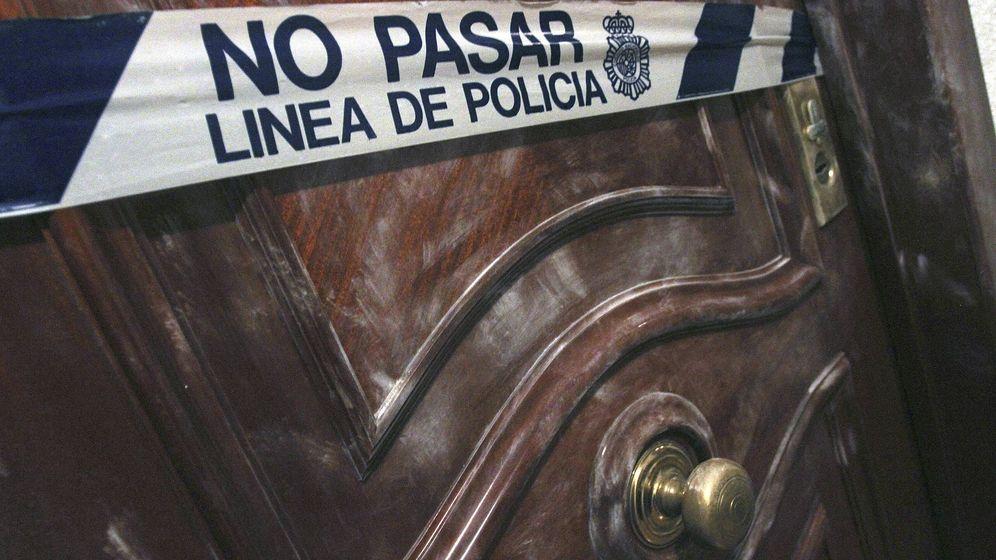 Foto: Imagen de un precinto policial. (EFE)