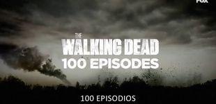 Post de Los actores de 'The Walking Dead' agradecen los 100 capítulos a sus fans
