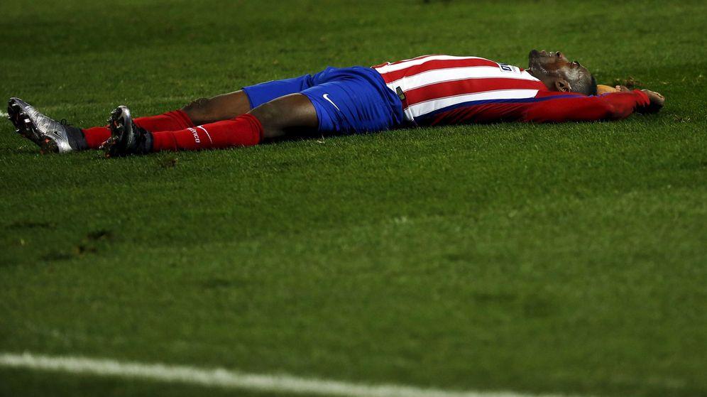 Foto: Jackson Martínez en un partido de Copa (Reuters).