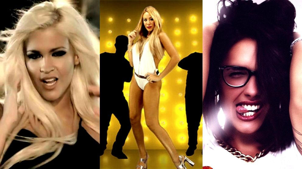 Telecinco, una fábrica de crear estrellas musicales (como Lucía, Ylenia y Steisy)