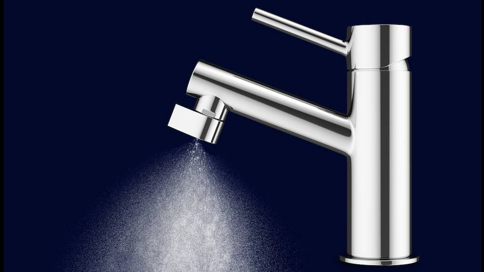 Altered Nozzle, el grifo que ayuda a ahorrar un 98% del agua que usas