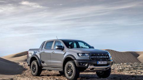 El espectacular pick-up Ford Raptor, el coche que está arrasando en España