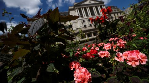El Banco de Inglaterra mantiene tipos tras rebajar su previsión de caída del PIB al 9,5%