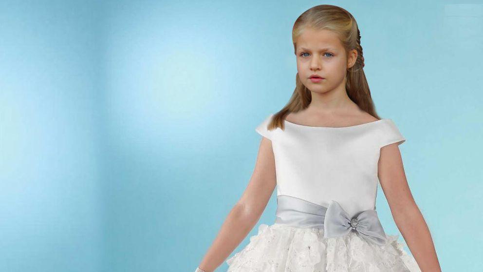 'Vanitatis' propone cinco vestidos para la Comunión de la Princesa Leonor
