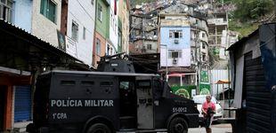Post de Muere una turista española por un disparo de la policía en una favela de Río de Janeiro
