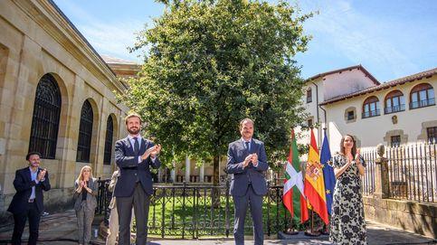 Casado y Arrimadas lanzan su coalición necesaria frente al PSE, PNV y Bildu