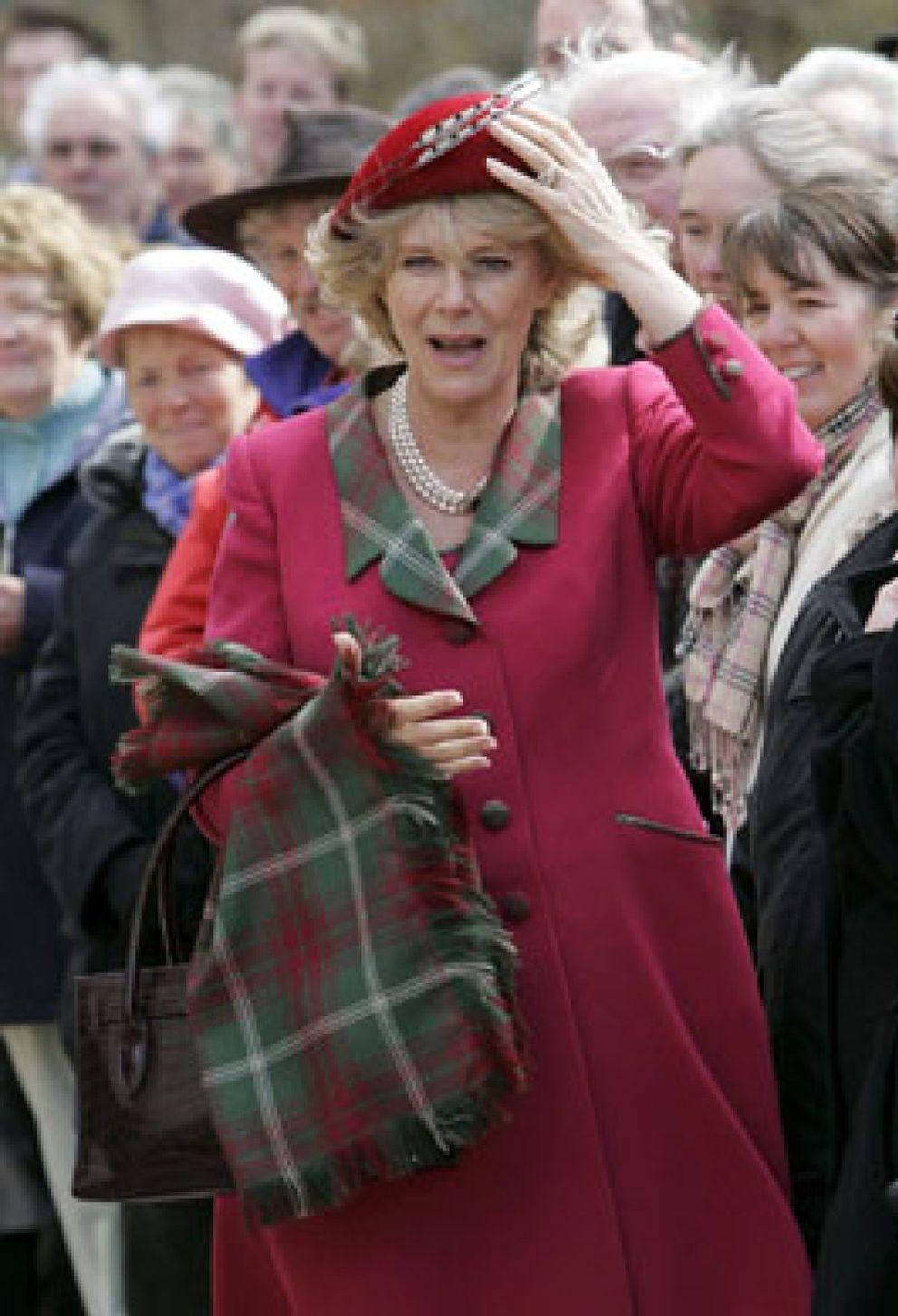 Foto: Camilla se recluirá en las montañas durante el servicio por Diana de Gales