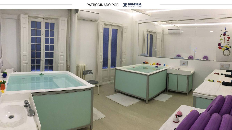 Spa para bebés en Madrid: relax y bienestar para recién nacidos