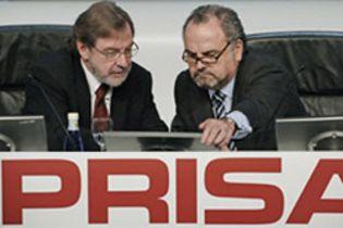Foto: Prisa celebra la entrada de Liberty con 'stock options' para directivos y consejeros