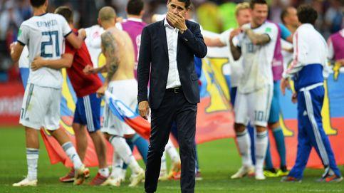 Hierro abandona la Federación: dimite como director deportivo