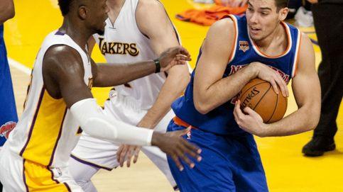 Hernangómez iguala su mejor marca de rebotes para hundir a los Lakers