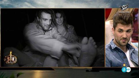 La presencia de Alejandro Albalá en el plató de 'Supervivientes', en peligro