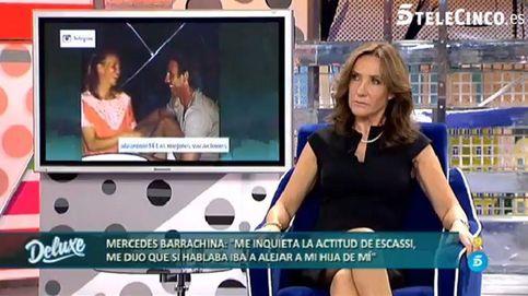 """Mercedes Barrachina: """"La relación con Anna es nula, está hipnotizada por Escassi"""