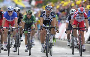 Kittel no da opciones a sus rivales y atrapa su tercera victoria al sprint en el Tour