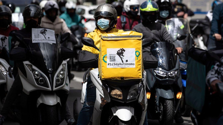 """Los laboralistas desinflan la 'ley rider': """"Es una normativa insuficiente"""""""