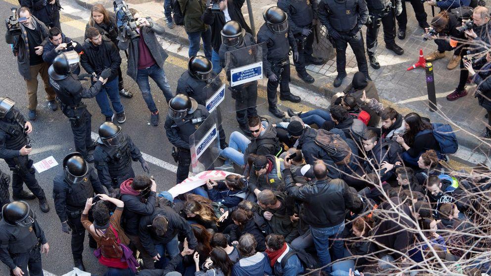 Los CDR quieren volver a la Barcelona 'sitiada' de antes de la pandemia