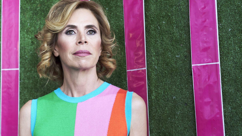 Agatha Ruiz de la Prada en una fotografía reciente. (Carlos Álvarez/Getty Images)