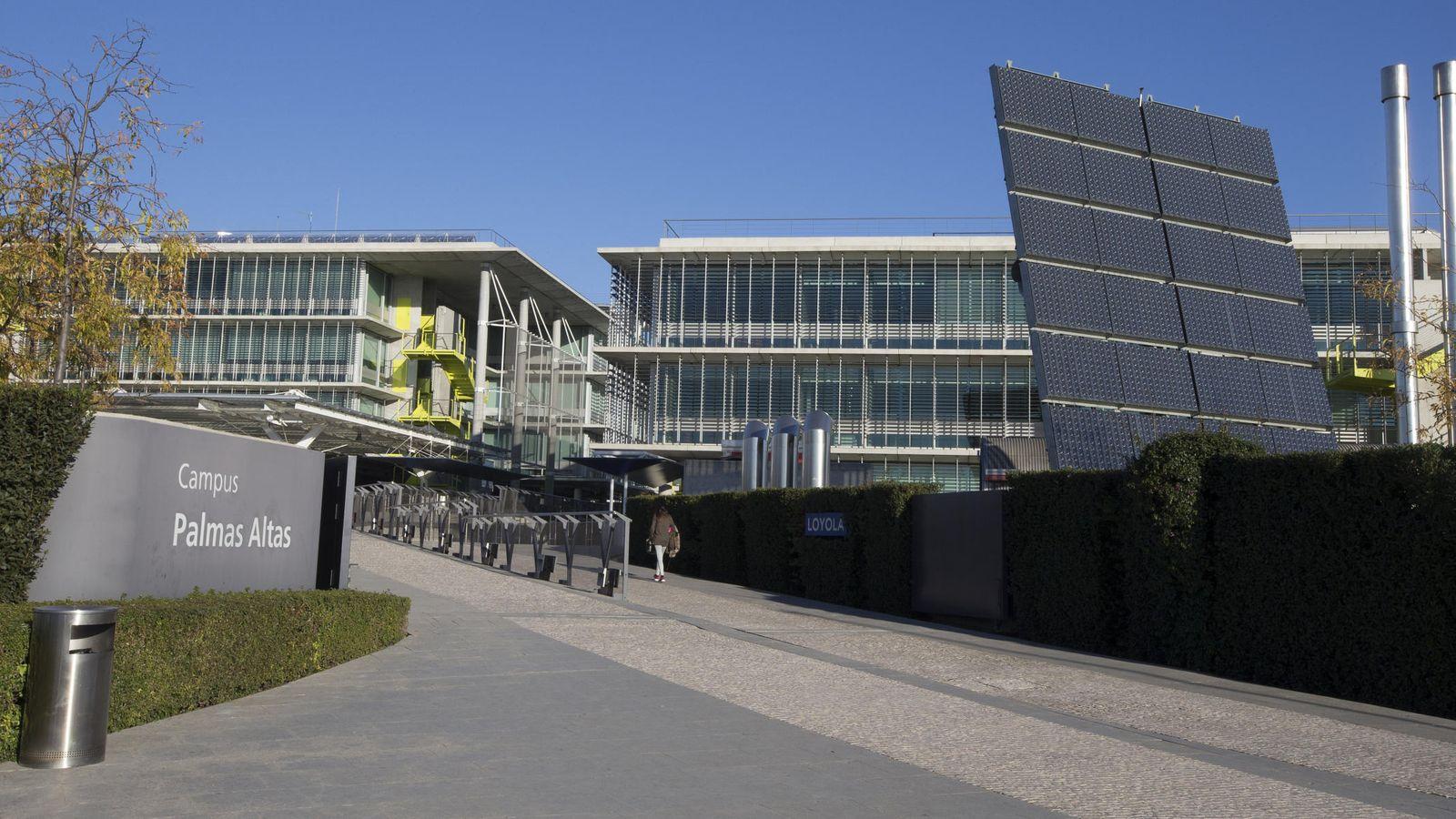 Foto: Sede de Abengoa en Sevilla. (EFE)