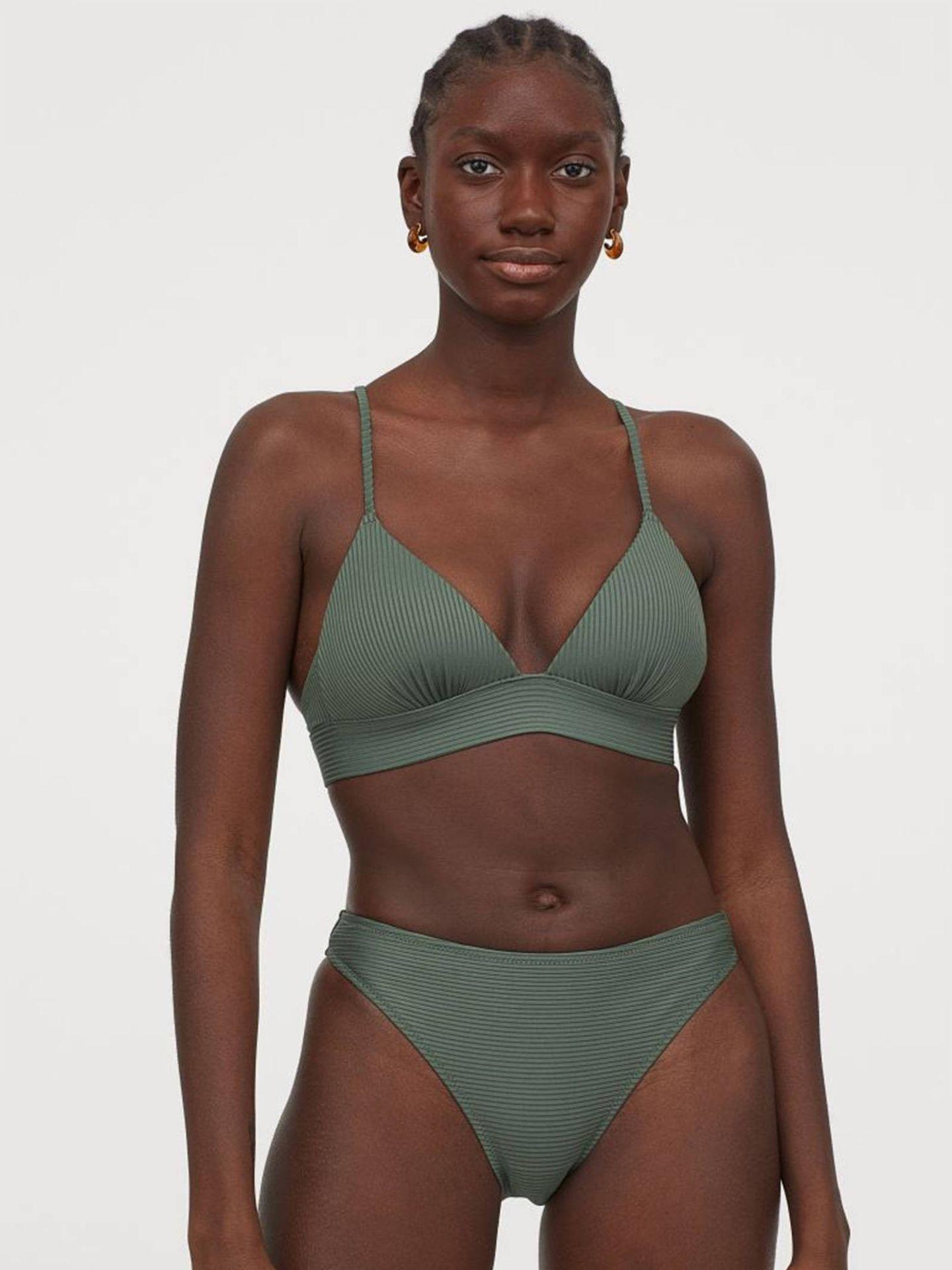 Bikini de HyM. (Cortesía)