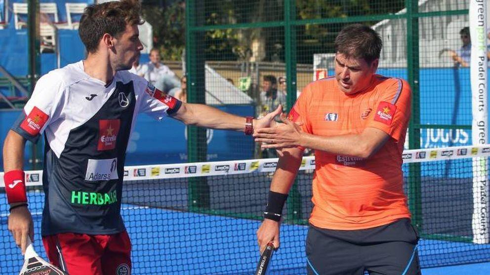 Stupaczuk no da un punto por perdido para meterse en semifinales en Lisboa